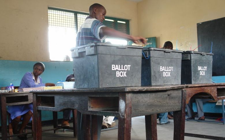 Africa elections