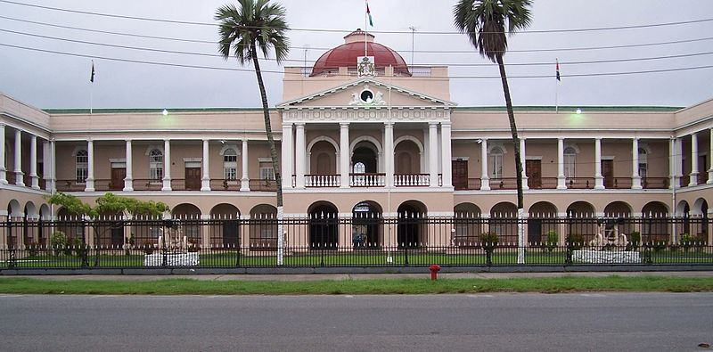 Guyana elections parliament