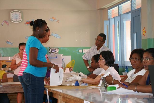 Seychelles elections