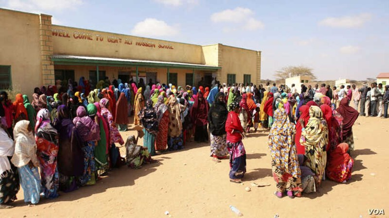 Somaliland elections