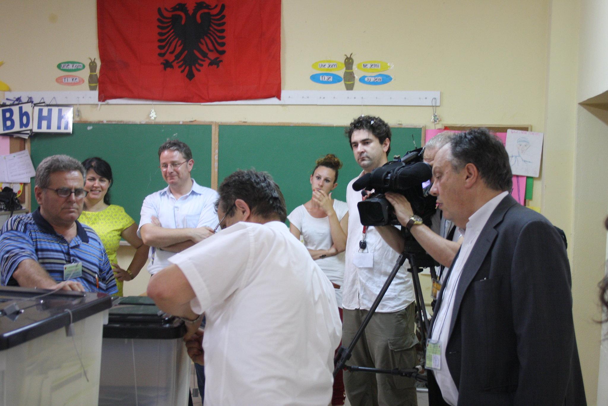 Albania elections