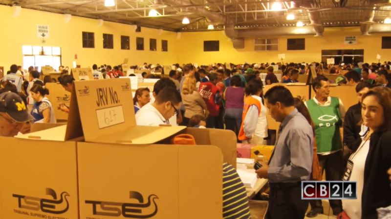 El Salvador elections