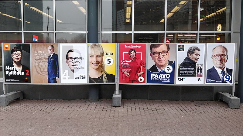 Finland elections
