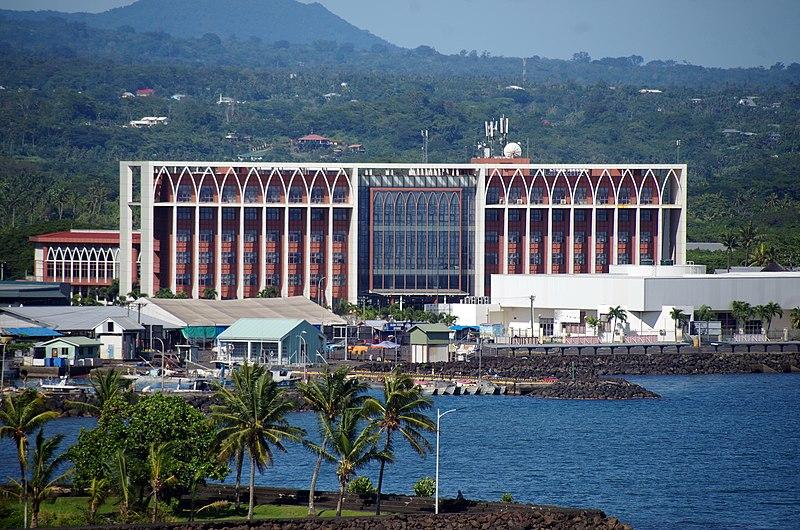 Samoa elections