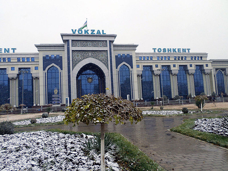 Uzbekistan elections
