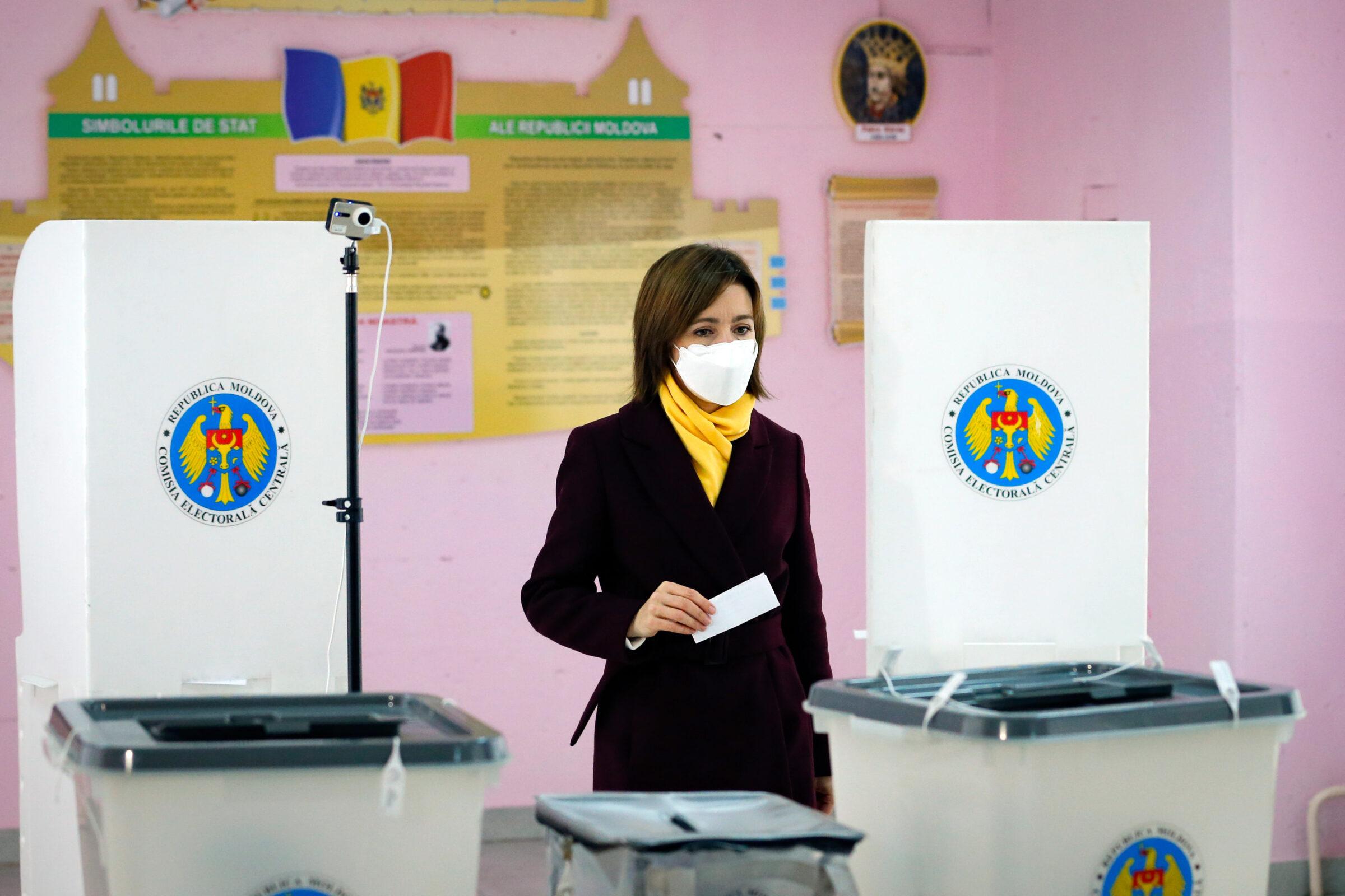 Eurasia elections this week Moldova
