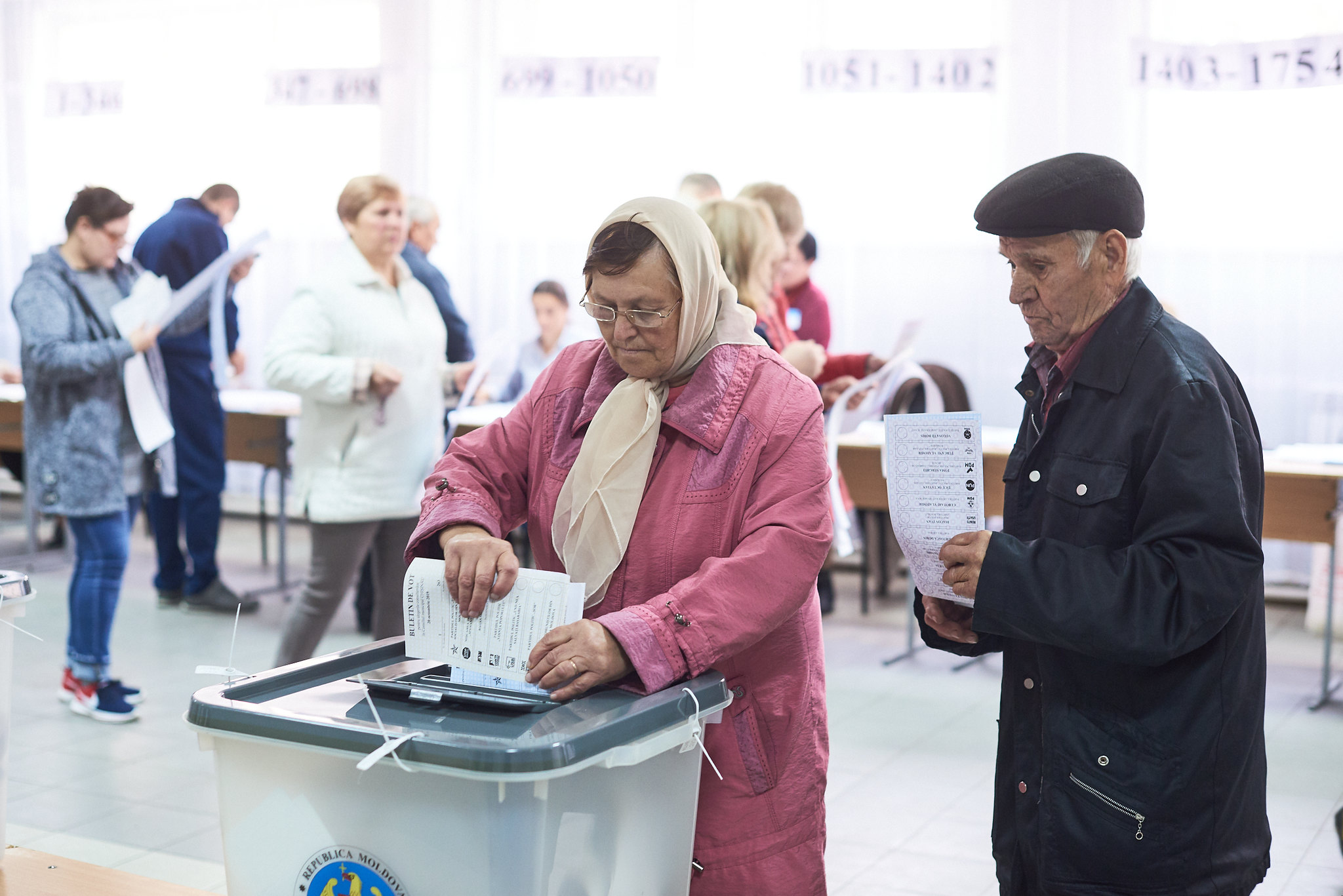 Elections in July 2021